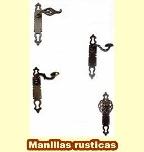 Puertas arcicollar - Manillas puertas rusticas ...