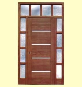 Puertas arcicollar for Puertas modernas de entrada principal metalicas