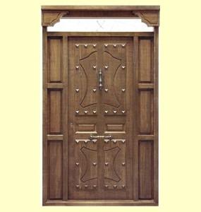 Puertas arcicollar - Puertas entrada rusticas ...